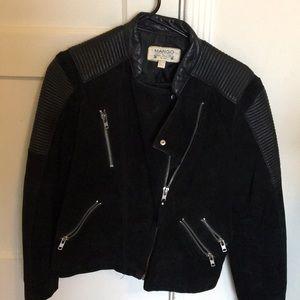 Beautiful Mango leather jacket